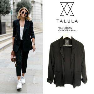 2/$40🌺 ARITZIA Talula Black Blazer Sz 2